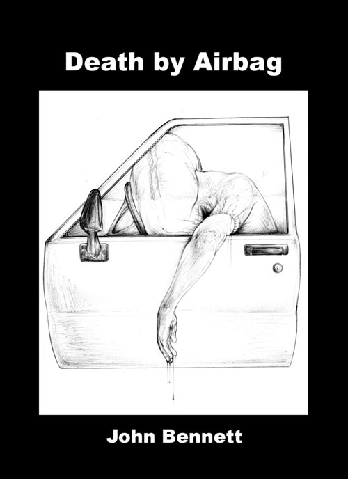 Death by Airback by John Bennett | click the cover if you are interested in buying this book...