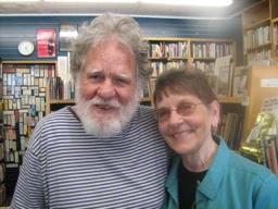 Charles Plymell & Ann Menebroker
